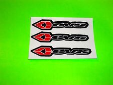 CR CRF YZ YZF KX KXF SX SXF RM RMZ 50 65 85 100 125 250 450 EVS SPORTS STICKERS