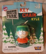 SOUTH PARK Vintage 1998 Comedy Central Key Chain KENNY New in Package