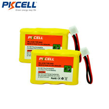 2 Cordless Phone Rechargeable Battery for AT&T 2422 4051 BPT27 P301 PKCELL