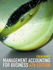 Good, Management Accounting for Business, Drury, Colin, Book
