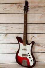 Soviet Electric Guitar 6 strings VINTAGE made in USSR Russian Musical Instrument