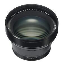 New! Fujifilm TCL-X100B II Tele Conversion Lens Black from Japan!