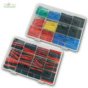 Heat Shrink Tubing Set IN Assortment Box 560-teilg 2:1 Universal Insulating