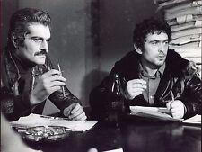 photo vintage. cinéma . film . acteur . Omar Sharif