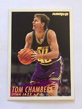 1994-95 Fleer NBA Basketball Card - Utah Jazz #220 Tom Chambers