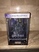 HARRY POTTER DEMENTOR MAGICAL CREATURES FIGURE