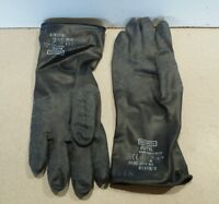 NEW HONEYWELL B131R/8 Chemical Resistant Glove, Size 8, PR