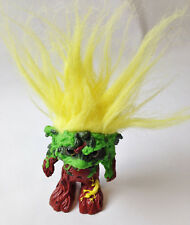 RARE MONSTER TROLL BAMBOLA Gonk ALBERO MOSTRO DELLA PALUDE - 1993-Lgt Lewis Galoob Toys