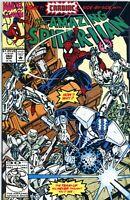 AMAZING SPIDER-MAN #360 CARNAGE Cameo & CARDIAC Marvel Comics 1992 High Grade