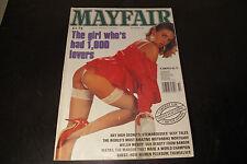 Mayfair Magazine (Vol 25, No 10) Vintage Men's Magazine