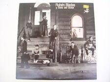 RUBEN BLADES - Y Seis del Solar - LP