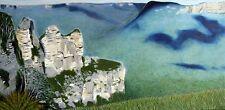 """Magnífico Original Martin Davis """"las tres hermanas"""" costeras paisaje marino de la pila de pintura"""