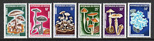 P R Congo 208 13, MNH (6) stamp Mushrooms Fungi  Type Set Issued in 1970/