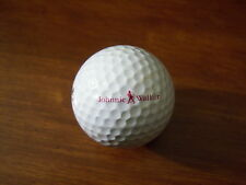 Logo Golf Ball/S-Johnnie Walker.Whisky.Small Logo.Burgandy Text