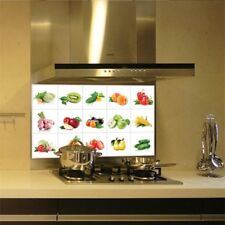 Vegetable Kitchen Oil-proof Removable Wall Stickers Art Decor Home Decal 112