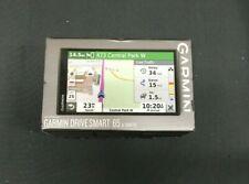 "NEW Garmin - DriveSmart 65 & Traffic - 6.95"" GPS with Built-In Bluetooth - Black"