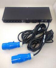 DELL Dual AC POWER DISTRIBUTION UNIT PDU 200 - 240V 10 Amps DP/N 7E551