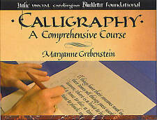 Calligraphy: A Comprehensive Course, New Books
