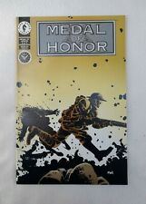 Medal of Honor #4 (of 5) VFN+ (8.5) 1995 Dark Horse Comics