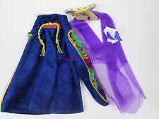 Renaissance Medieval Lady Dress Barbie Doll Fashion Gown