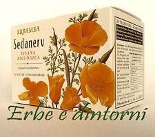 SEDANERV Tisana biologica 20 bustine   Insonnia, ansia, nervosismo, stress