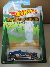 Hot Wheels 1:64  2014 Road Trippin  Tesla Roadster  Highway 112  #31/32