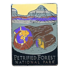 Petrified Forest National Park Pin - Official Traveler Series - Arizona