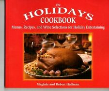 The Holidays Cookbook Virginia & Robert Hoffman