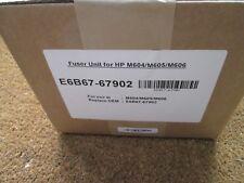 HP LJ OEM GENUINE M604 SERIES FUSER KIT NEW  P/N E6B67-67902 - £130 +VAT