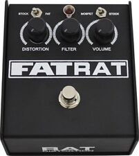 ProCo FATRAT Distortion Pedal with Selectable MOSFET or Vintage-Diode Clipping