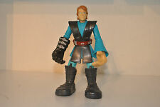 STAR WARS ANAKIN SKYWALKER FIGURE HASBRO 2005 PLAYSKOOL JEDI FORCE LARGE HANDS