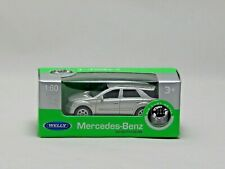 Mercedes Benz ML M Class ML350 Welly NEX, Diecast Car, 1:60, 1:64