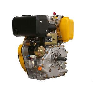Dieselmotor 9PS Diesel Motor 6,3kW Lichtmaschine Laderegler EStart L75 L90 L100