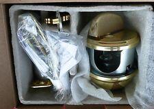 Schlage Single Cylinder Deadbolt B60N 605, Polished Brass, Upc 043156226481