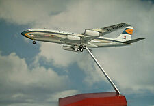Herpa Wings 1:200  Boeing 707-400  Lufthansa D-ABOB + Display Stand  557818-001