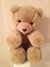 🔴 Vintage Security Teddy Bear Car Alarm System Plush Anti Theft System 1989