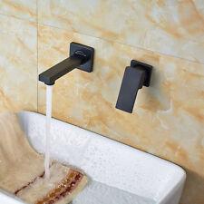 Bagno Bacino rubinetto maniglia singola widspread finitura ORB Parete Rubinetto Miscelatore