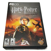 Harry Potter And The Goblet Of Fire PC 2 CD-ROM Game 2002 Serial Key Manual
