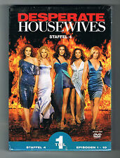 DESPERATE HOUSEWIVES - SAISON 4 - ÉPISODES 1 À 10 - IMPORT ALLEMAND VF - NEUF