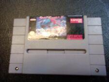 Super Nintendo Street Fighter II Game