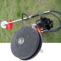 Universal Lawnmower Faster Blade Sharpener Grinding Garden Tools Rotary Drill