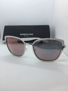 NEW Sunglasses Kenneth Cole Reaction Protection Soft Eyewear Shades w Case 55MM