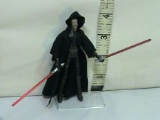 Star Wars The Black Series Darth Plagueis 3.75? Action Figure Not Complete