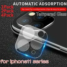 For iPhone 11/11 Pro/11 Pro Max Slim Full Cover Camera Lens Screen Protector