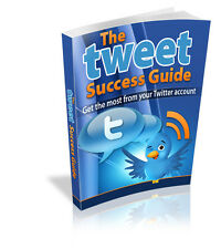 TWITTER Success Guide Helps Increase Your Sales - Better Internet Marketing (CD)