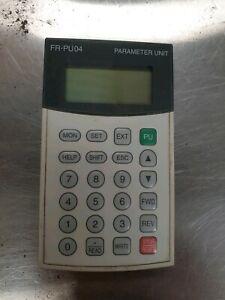 Mitsubishi Parameter Unit FR-PU04 Plc Module - Used