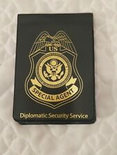 Diplomatic Security Service Notepad Special Agent Department of State FBI