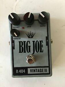 Big Joe Raw Series  R 404