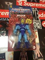 Masters of the Universe Origins Skeletor Retro Figure In Hand 2020 Fast Ship