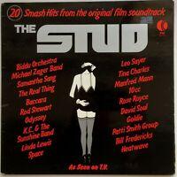 PATTI SMITH/10CC/BIDDU ORCH/MANFRED MANN The Stud OST K-TEL g/fold EX/VG++